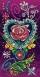 Sequin Art Набір для творчості PICTURE ART Craft Teen Rose