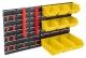 Topex 79R171 Панель для майстерні, з лотками і доп. приладдям, розмір 69 x 38.5 x 22.5 см