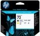 HP печ. головка 72