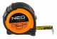 Neo Tools 67-115 Рулетка, сталева стрiчка5 м x 25 мм, магнiт