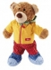 sigikid Ведмедик із одягом (35 см)