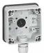 Legrand Plexo коробка для накладного монтажа сборных механизмов IP66 или адаптера MOSAIC 090490, 1-пост, серый