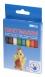 Becks Plastilin Набір пластиліну 8 кольорів у картонній упаковці