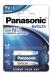 Panasonic EVOLTA 6LR61 [BLI 1 ALKALINE]