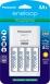 Panasonic Advanced Charger+ Eneloop 4AA 1900 mAh NI-MH