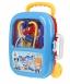 Same Toy Ігровий набір - Доктор (в валізі, блакитний)