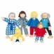 goki Набір ляльок Міська сім'я