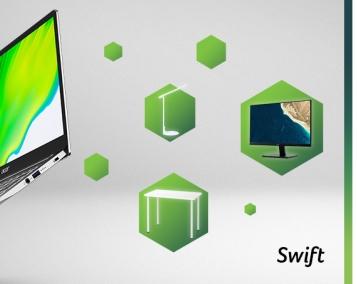 Подарунки до ноутбуків Acer Swift