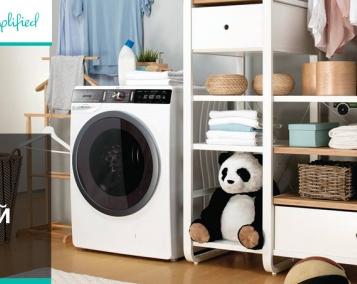 Гарантія на пральні машини Gorenje з інверторним двигуном - 10 років