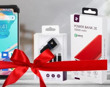 Подарунки до смартфонів Blackview BV6100