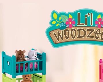 Акція «Збирай колекцію Babeez від Li'l Woodzeez»