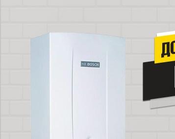 Промоакція для дилерів ERC: до газових колонок Bosch, Ariston, Zanussi - викрутки та мультитули у подарунок!