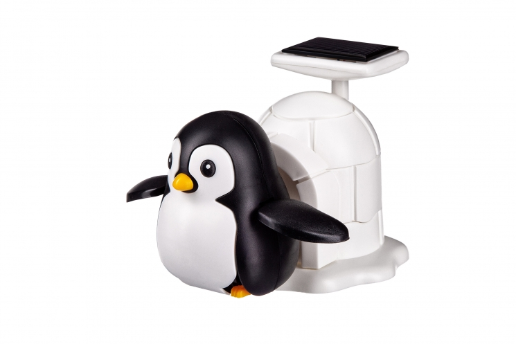 Same Toy Робот-конструктор - Солнечный Пингвин