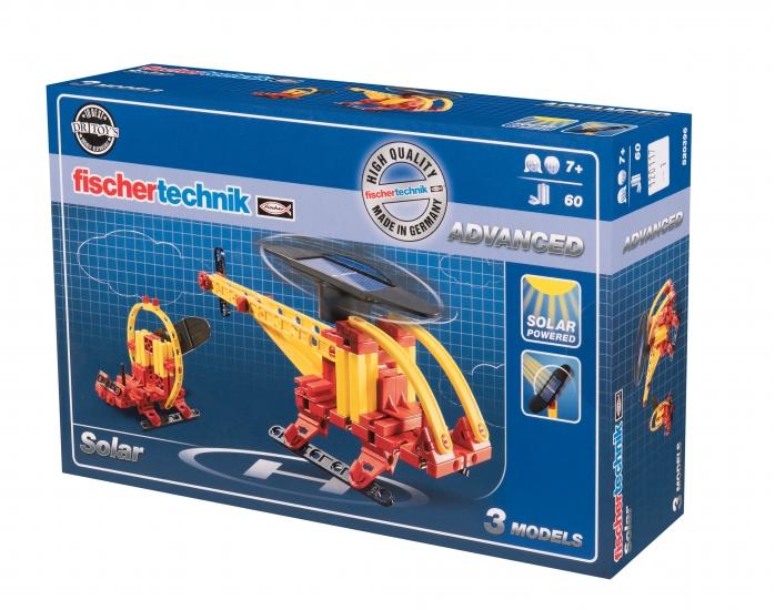 fischertechnik Конструктор Солнечная батарея