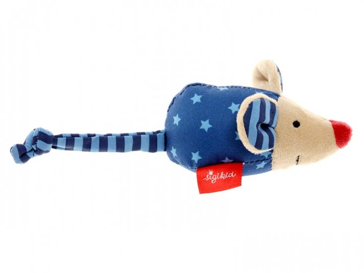 sigikid Мышка синя (8 см)