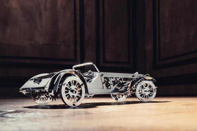 Time for Machine Конструктор коллекционная модель Glorious Cabrio 2
