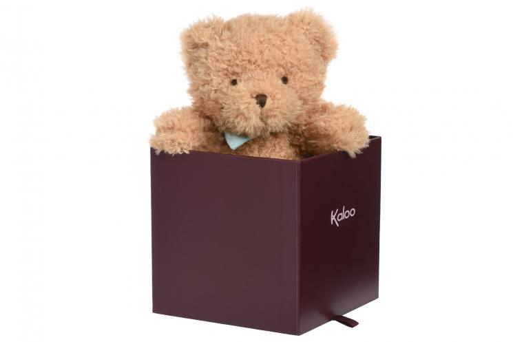 Kaloo Les Amis Мишка (25 см) в коробке