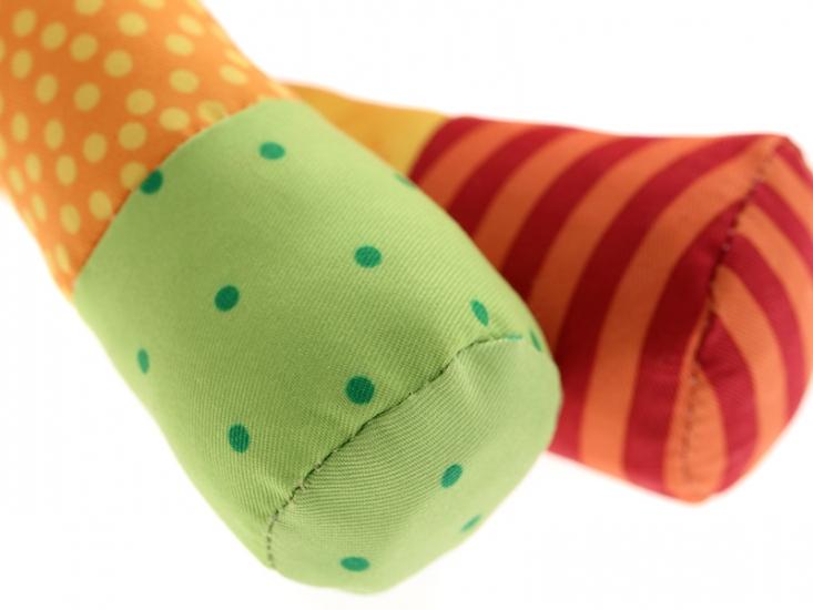 sigikid Погремушка с вибрацией  Жираф (24 см)