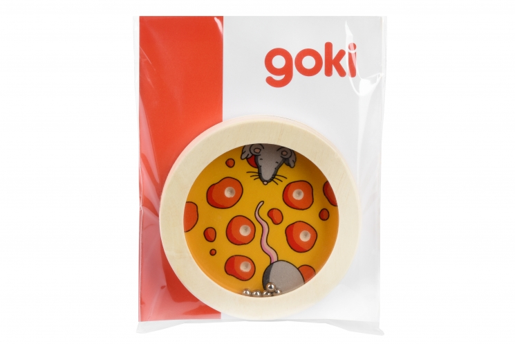 goki Игра Лабиринт Мышка