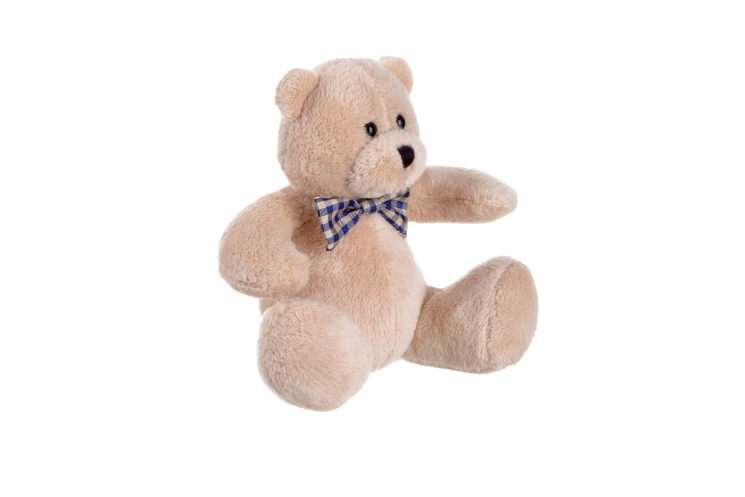 Same Toy Мишка бежевый (13 см)