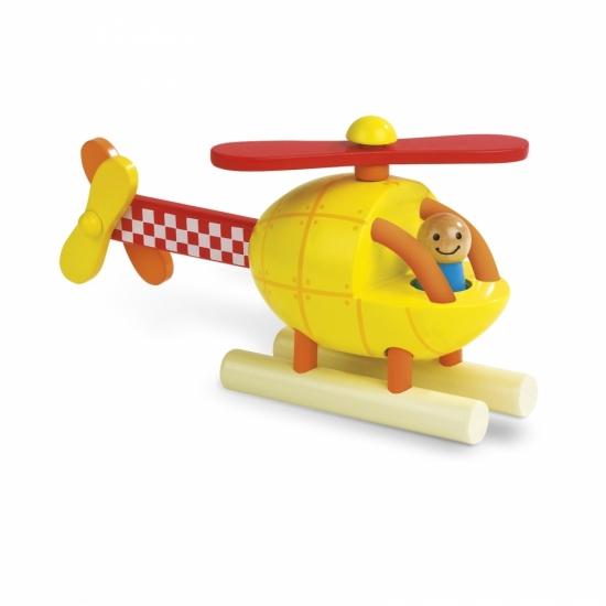 Janod Конструктор магнитный Вертолет