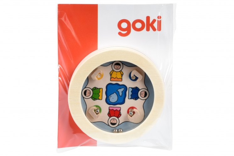 goki Игра Лабиринт Эскимосы
