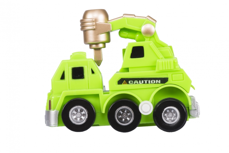 goki Машинка зеленая