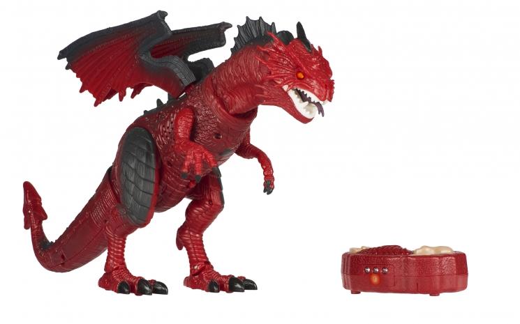 Same Toy Дракон (свет, звук) красный