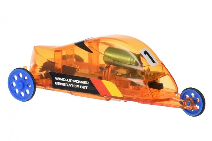 Same Toy Конструктор - Авто на динамо-машине