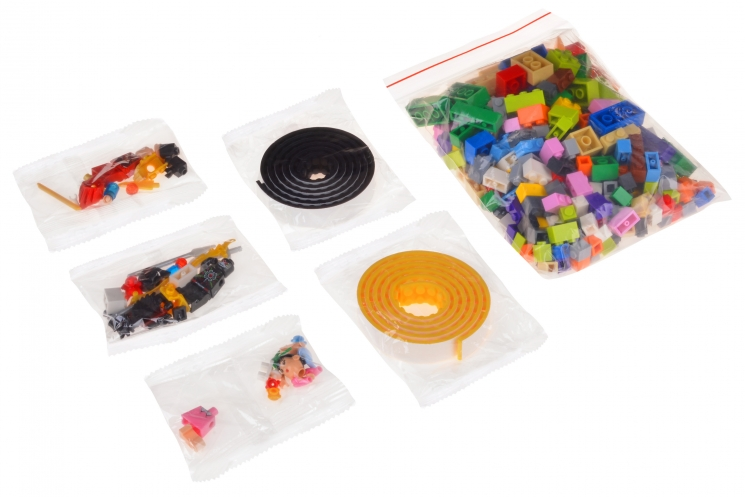 Same Toy Конструктор - Block Tape (400 ед.)