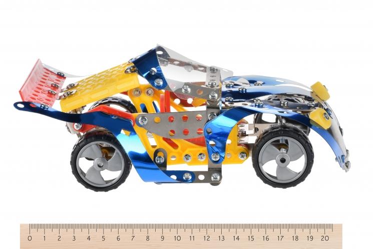Same Toy Конструктор металлический (281 эл.)