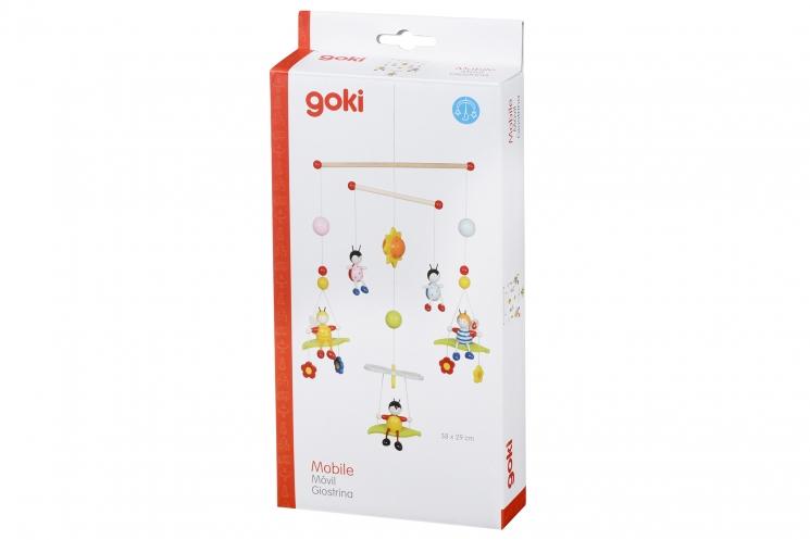 goki деревянный Пчелы и жуки