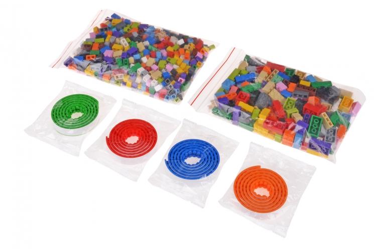 Same Toy Конструктор - Block Tape (800 ед)