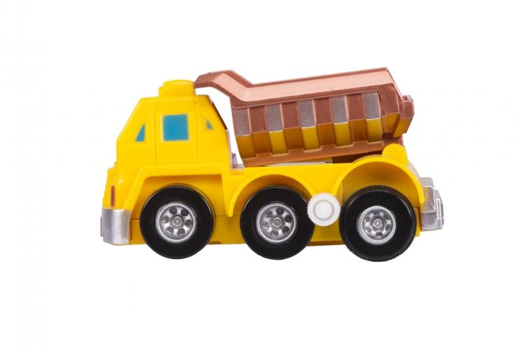 goki Машинка желтая