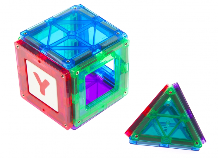 MagPlayer Магнитный набор 32 эл. PM165