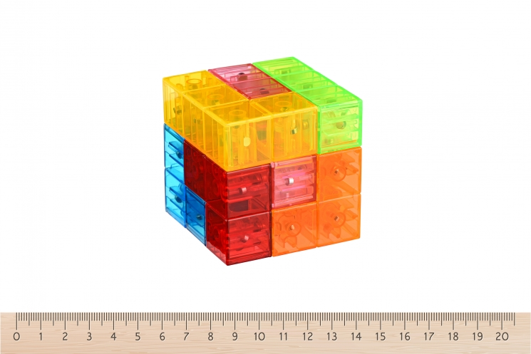 Same Toy IQ Magnetic Click-Puzzle
