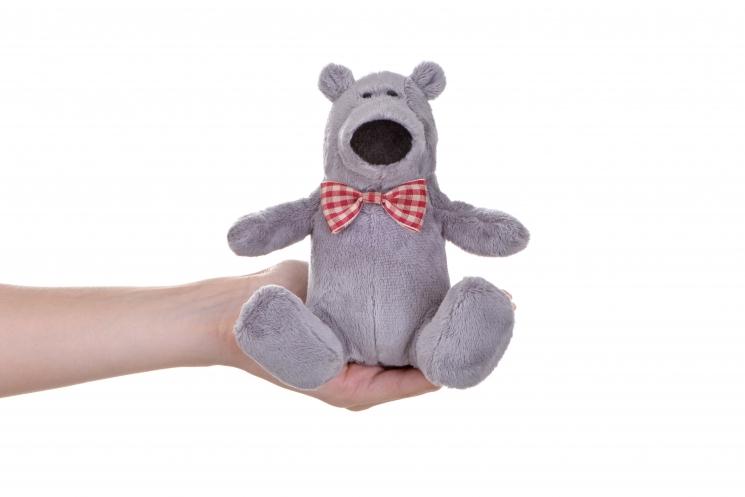 Same Toy Полярный мишка серый (13 см)