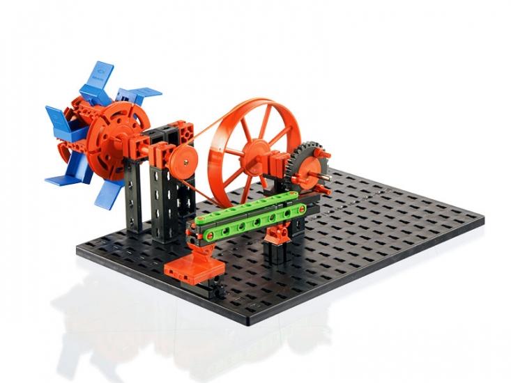 fischertechnik EDUCATION Зеленая энергия (включая комплект топливных элементов)