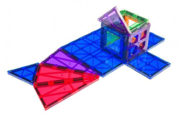 MagPlayer Магнитный набор 60 эл. PM158