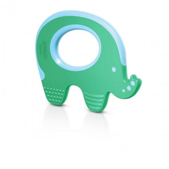 Avent Прорезыватель для зубов Слоник 3+