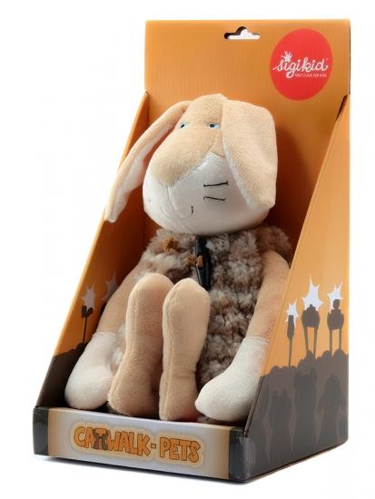 sigikid Кролик в жупане (31 см)