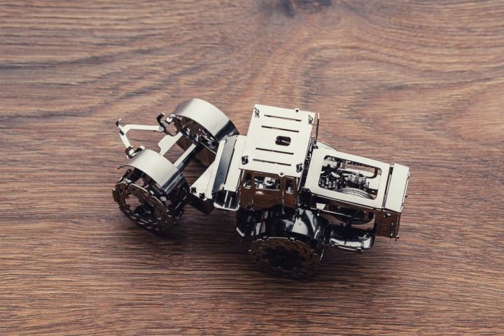 Time for Machine Конструктор коллекционная модель Hot Tractor