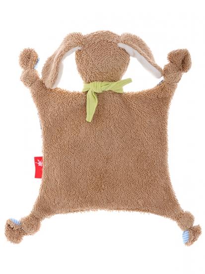 sigikid игрушка квадратная Собачка (26 см)