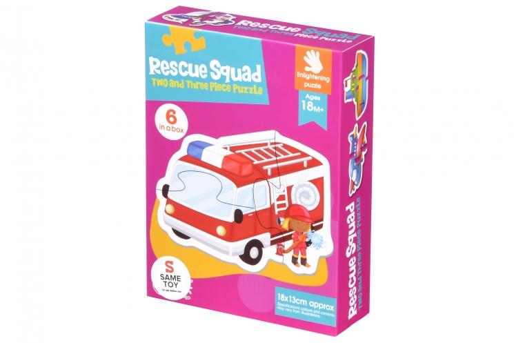 Same Toy Пазл Highsun Транспорт