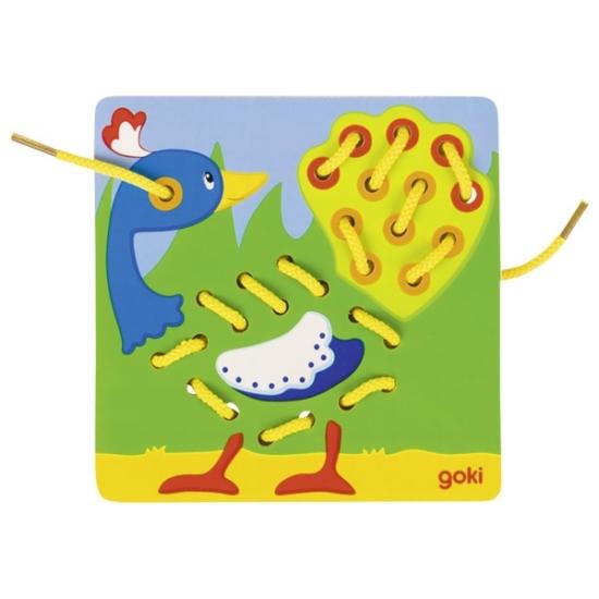 goki Шнуровка - Животные