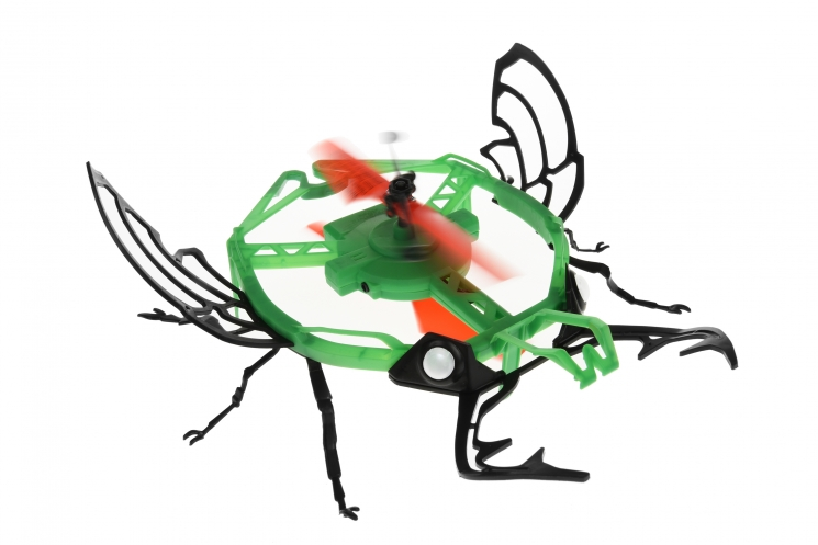 Drone Force Игрушечный дрон жук-защитник Stinger