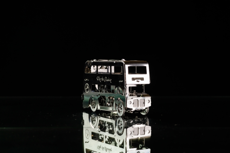 Time for Machine Конструктор коллекционная модель Cute Double Decker