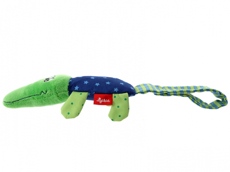 sigikid клипса для коляски Крокодил