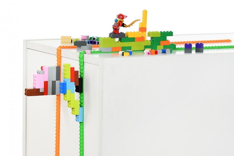 Same Toy Конструктор - Block Tape