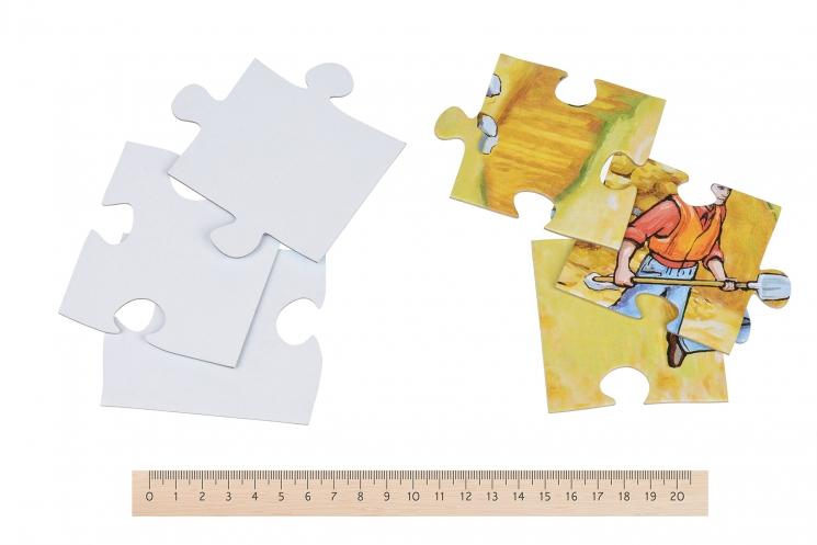 Same Toy Пазл в боксе Строительная техника